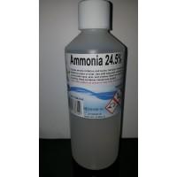 Ammonia 24.5% 500ml