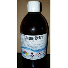Toluene Lab Grade 500ml
