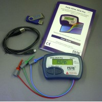 Peak Atlas DCA75 Advanced Semiconductor Analyser and Curve Tracer