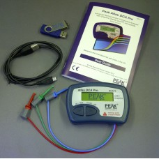 Peak Atlas DCA75 Pro Advanced Semiconductor Analyser and Curve Tracer