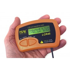 Peak Atlas LCR45 LCR Meter (with component impedance measurement)